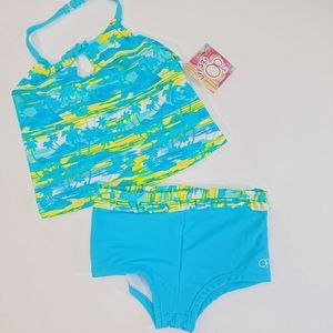 Girls Swimsuit 2 Piece Splendor